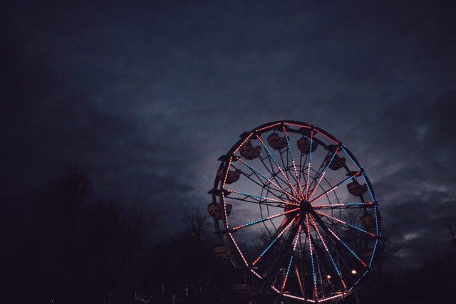 Spookhuizen Attractieparken
