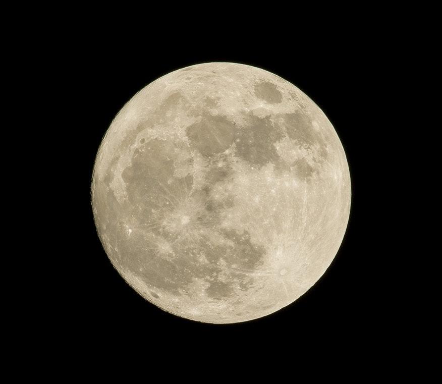Spookhuizen volle maan