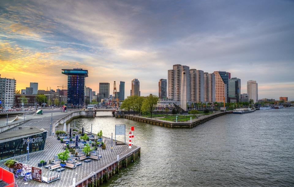 Terassen Rotterdam