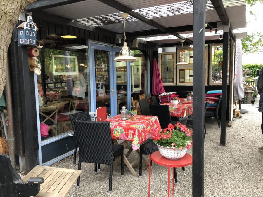Theetuin de Bongaard 2 Restaurant
