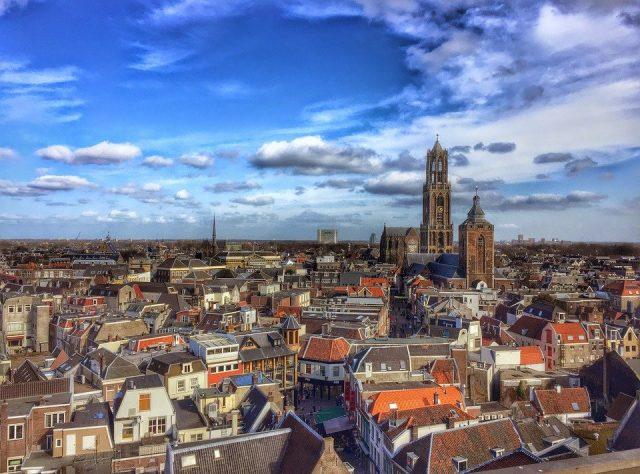 Utrecht uitgelicht nieuw