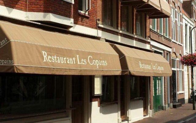 Voorkant Les Copains nieuwe site