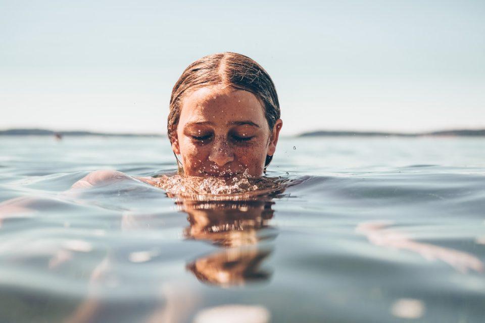 Zwemmen buitenlucht