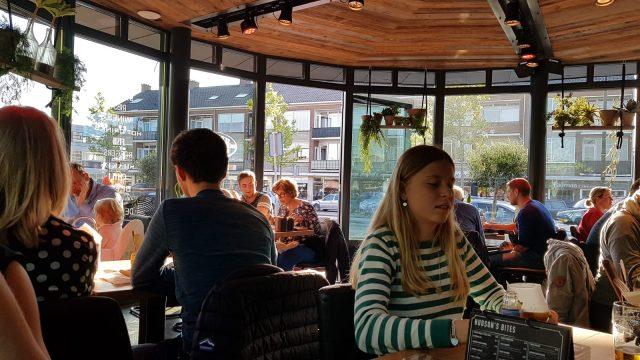 Hudson Voorschoten bar & kitchen