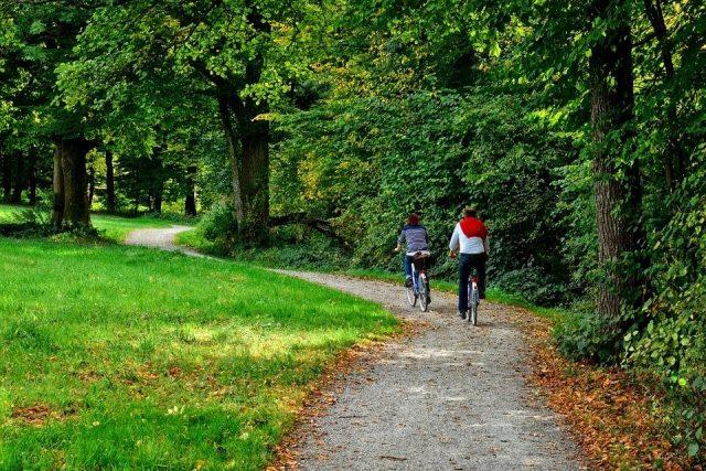fietsen voor meer beweging