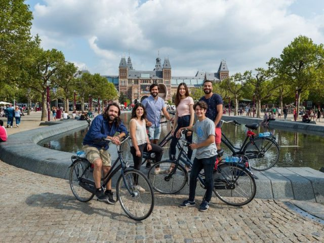 Fietstours Baja Bikes