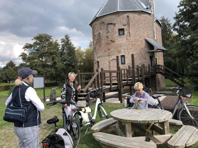 fietstour Bollenstreek