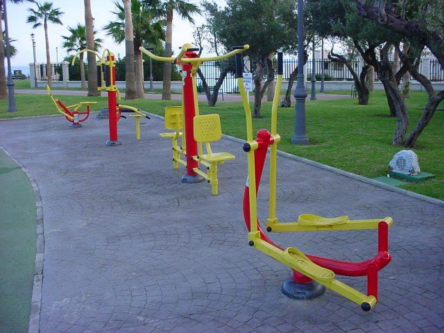 fitness outdoor buiten sporten