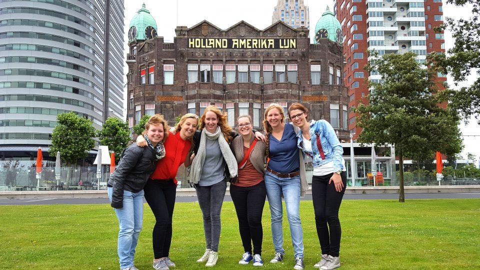 Inside Rotterdam City Tours