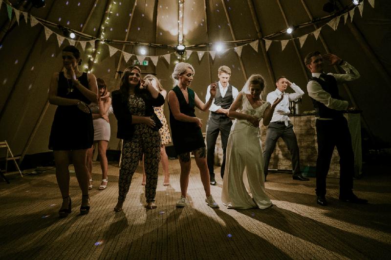groepsactiviteit dansen