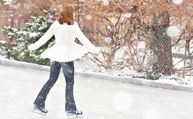 kerstvakantie schaatsen