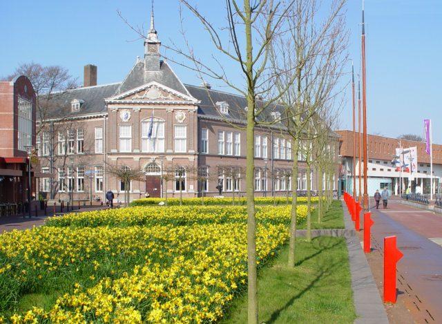Veenkoloniaal museum in bloei