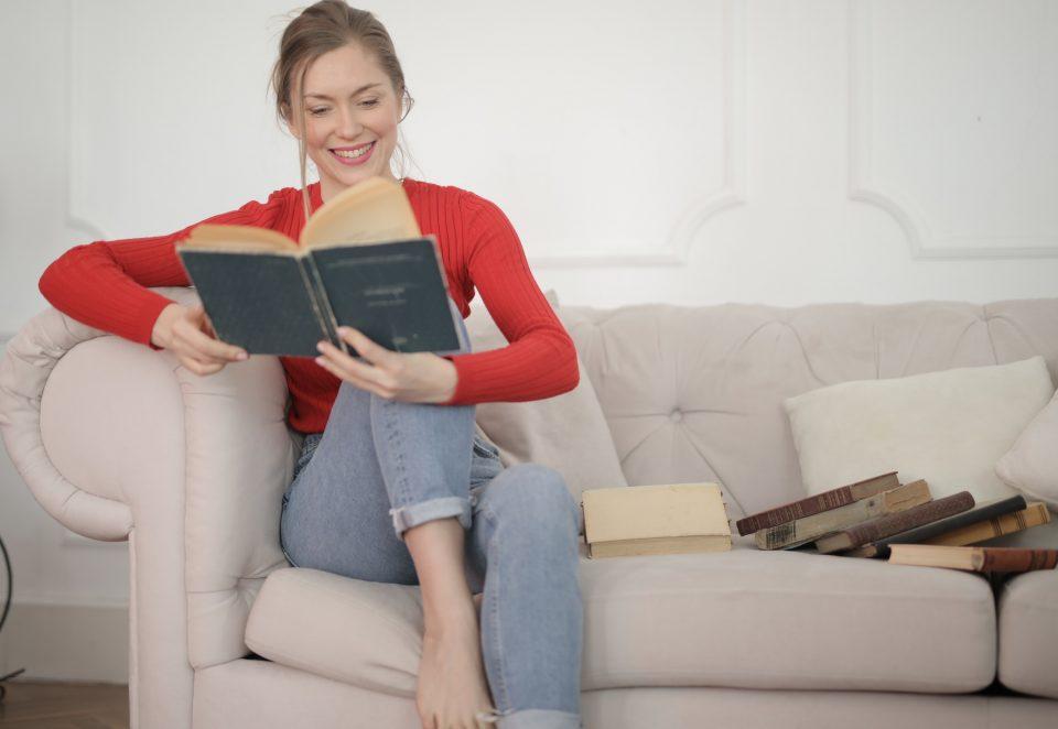 Feel good boeken