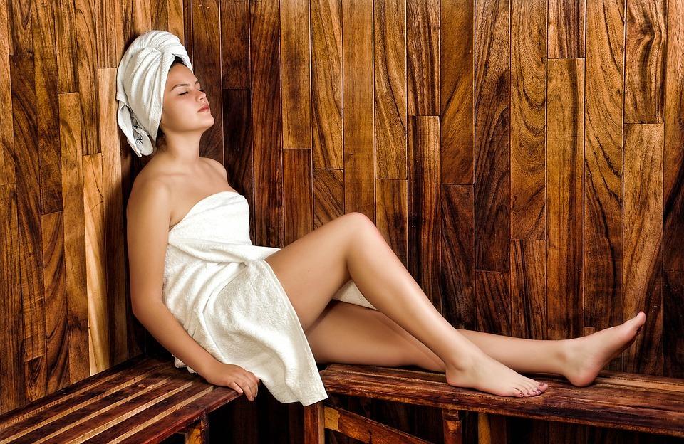 schoonheidssalon Sauna