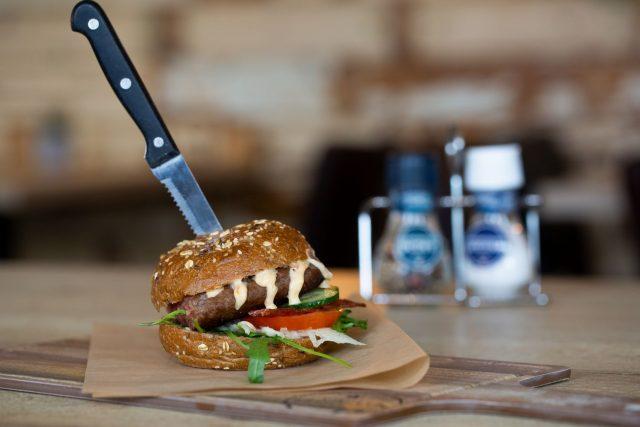 Eetcafe Giethorrn Burger