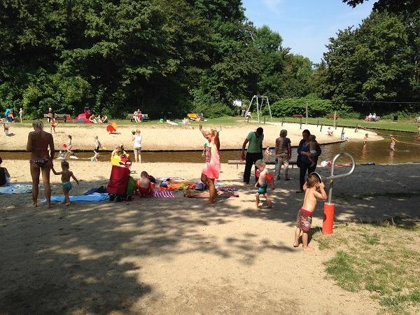 activiteiten voor kinderen waterspeeltuin