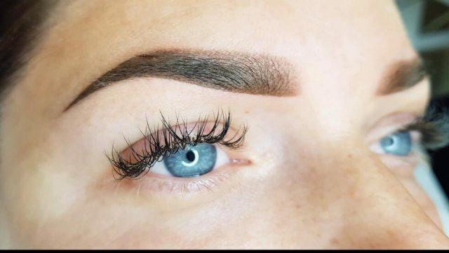 wenkbrauwen permanente make-up